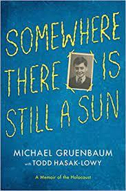 image de http://revueloiseaubleu.fr/wp-content/uploads/2021/06/Somewhere-There-Is-Still-a-Sun-A-Memoir-of-the-Holocaust-2015-de-Todd-Hasak-Lowy-et-Michael-Gruenbaum-.jpeg